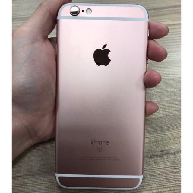 Iphone6S玫瑰金 64G