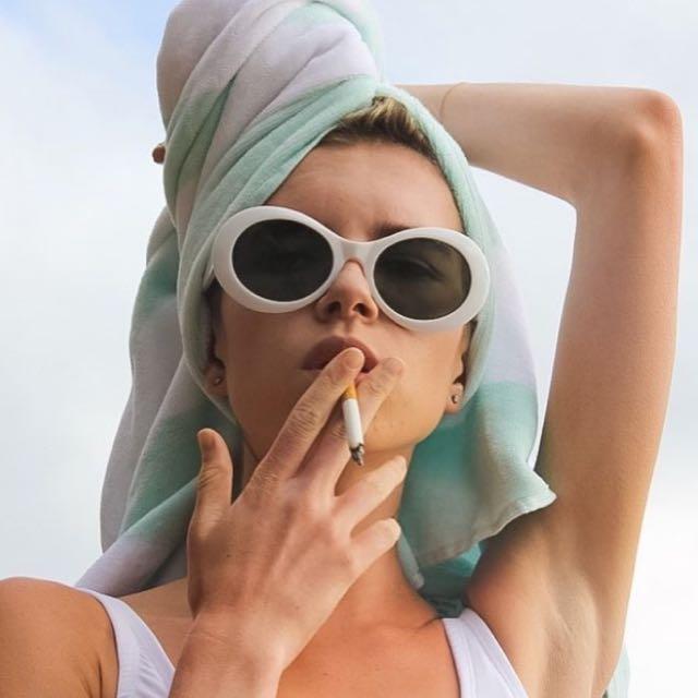 Kurt Cobain Vintage Sunglasses