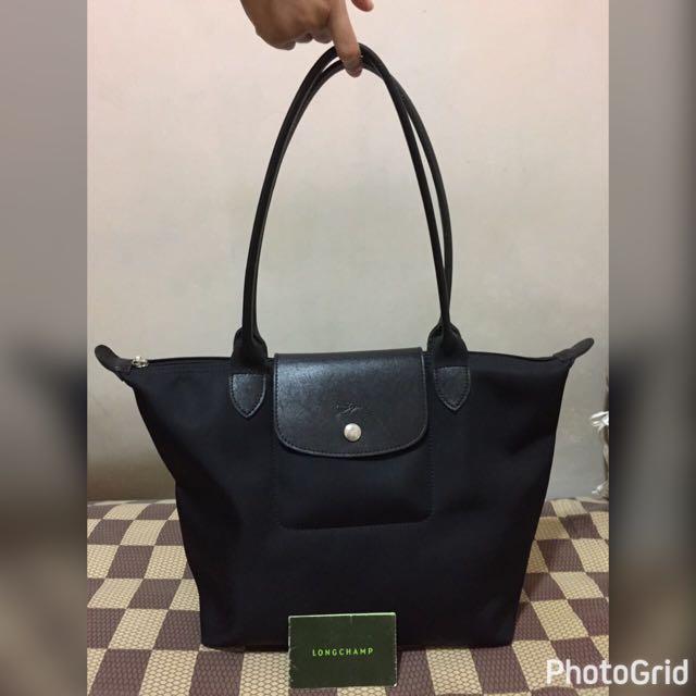 Longchamp planetes Medium Large Handle