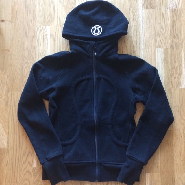 Lululemon Remix Hoodie Black Size 6