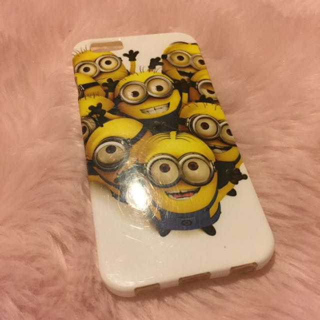 Minion Case iPhone 6