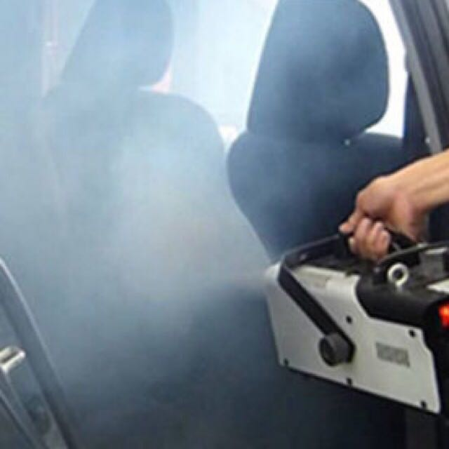 Mobile Car Interior Cleaning Services