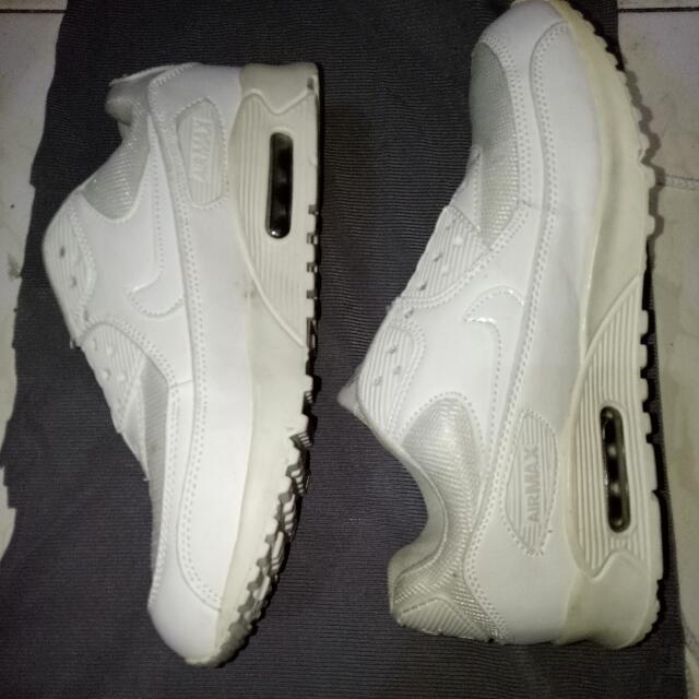 Nike All white