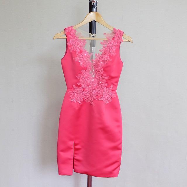 No Nego Dress By Yunita Lim Couture