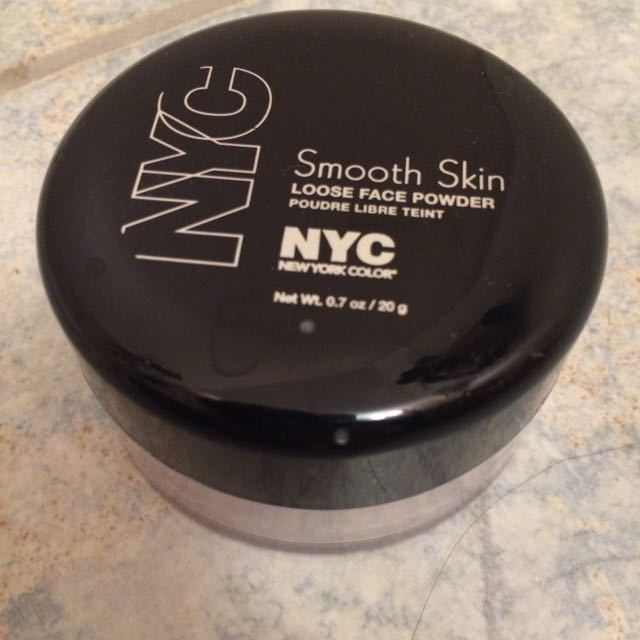 NYC Loose Face Powder