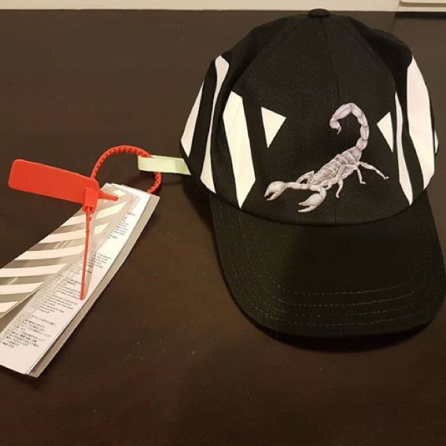 Off White hat