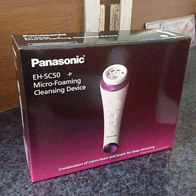 Panasonic Micro Foaming Cleansing Device