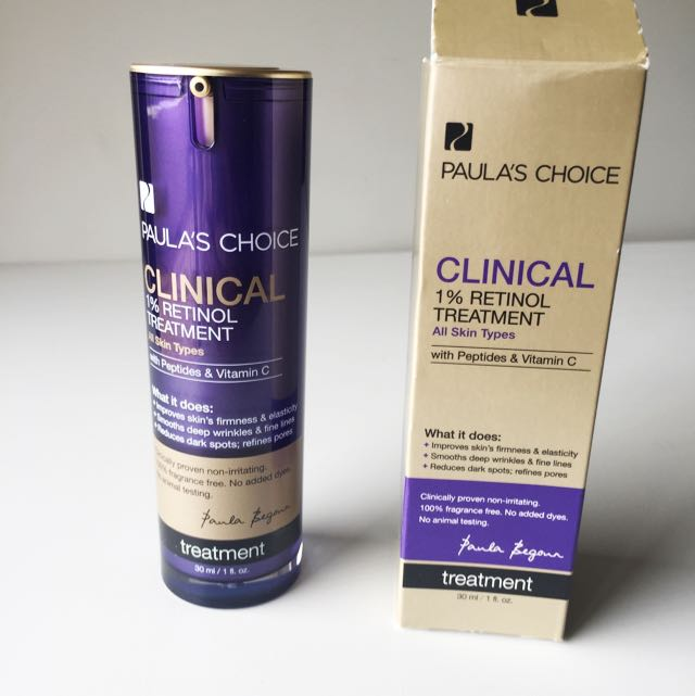 Paula's Choice Clinical 1% Retinal Treatment