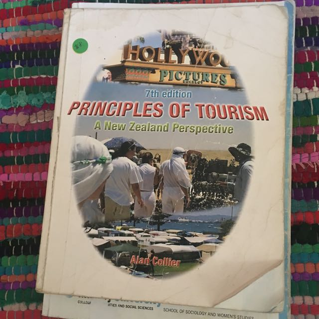 Principles of Tourism