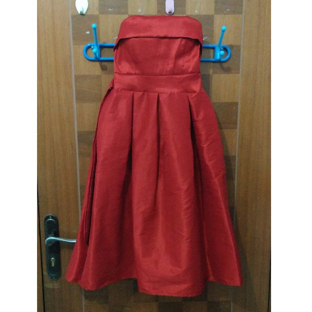 Red Dress Preloved