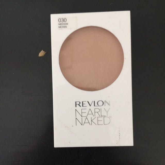 Revlon Compacted Foundation