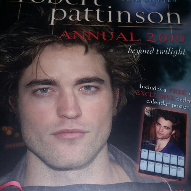 Robert Pattinson's Annual 2010