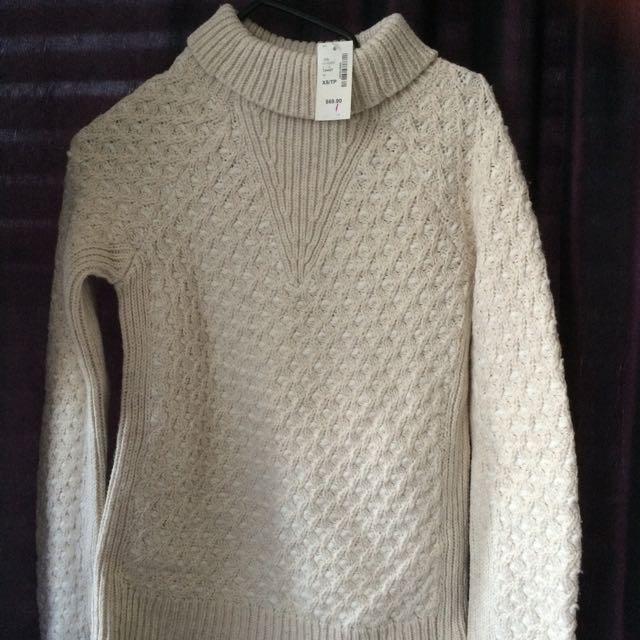 RW&Co Turtle Neck Sweater