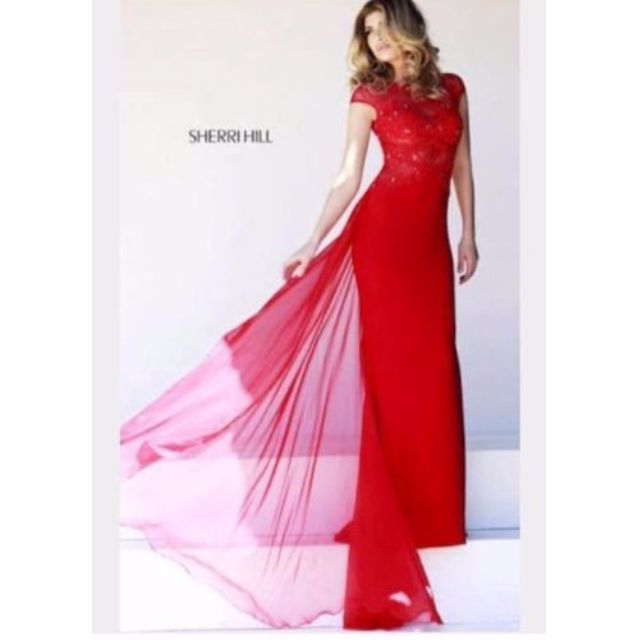 Sherri Hill evening gown SIZE Small
