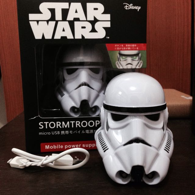 Star Wars Powerbank