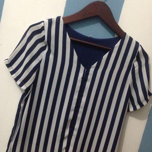 Strips Blue, Long