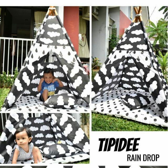 Tenda Anak Ala Indian