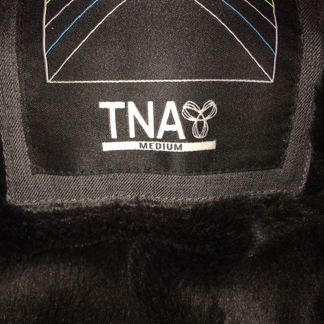 TNA PARKA GREY