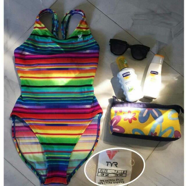 TYR  Preloved Swimsuit