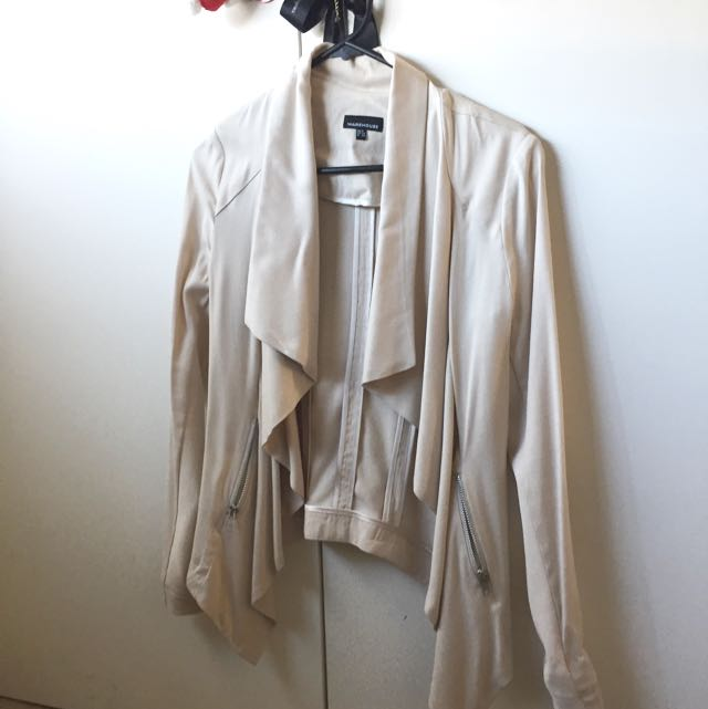 U.K. Brand-WAREHOUSE Waterfall Jacket