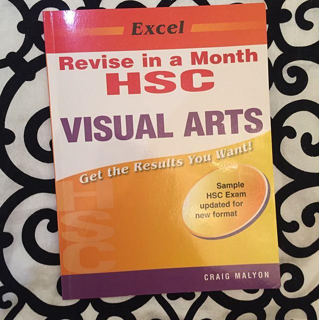 Visual Arts Textbook