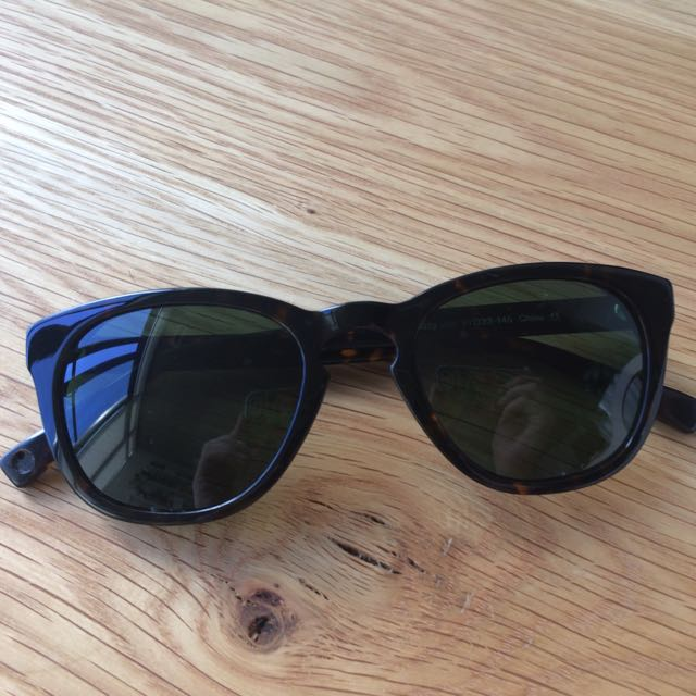 Warby Parker Ormsby Tortoise Shell Subglasses