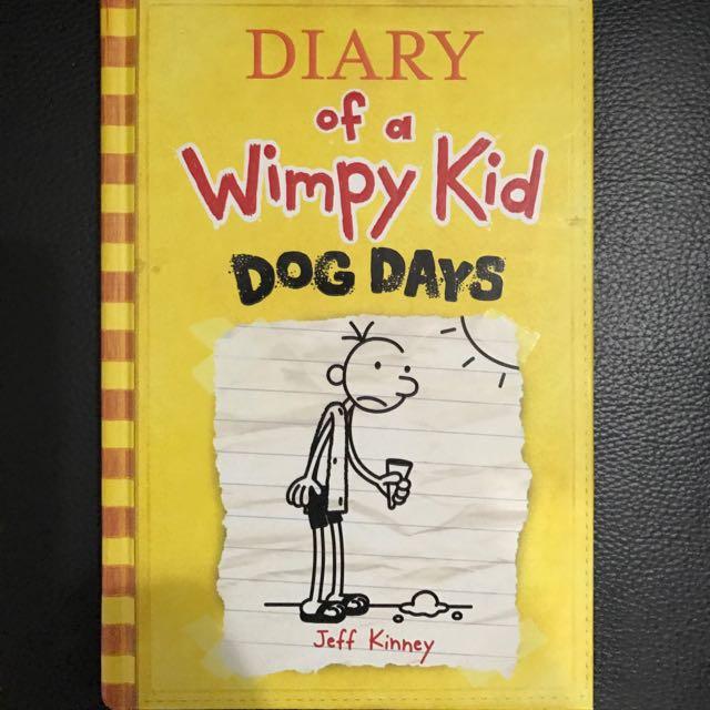 Wimpy Kid's Series