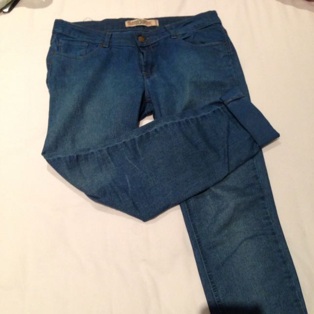 Zara Denim