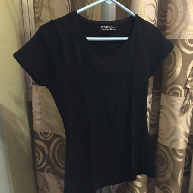 Zara Round Neck Shirt