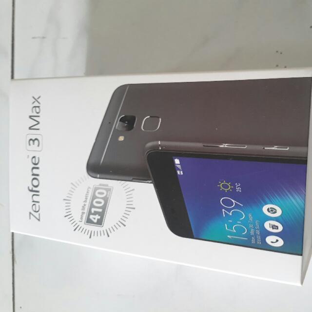 Zenfone 3 Maxx