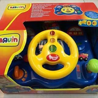 BRUIN Toys'RUs Fireman Driver- New
