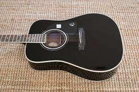 Epiphone Pro-1 EB acoustic guitar