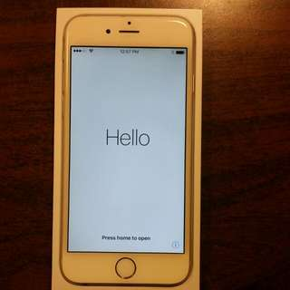 Selling IPhone 6 16gb