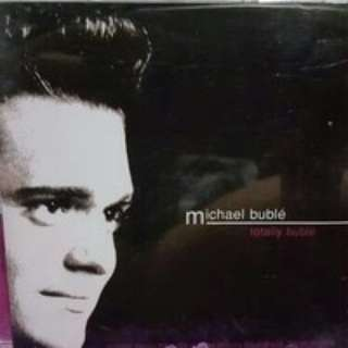 CD Impor Original Michael Buble - Totally Blonde