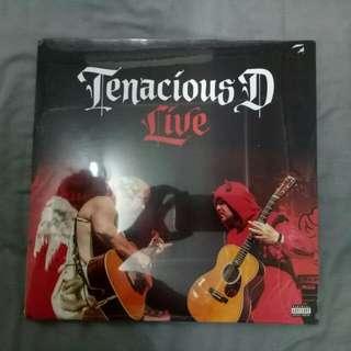 Tenacious D Live LP