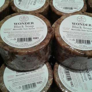 Black Soap, Shea Butter, Body Butter, Body Lotion and Body Wash