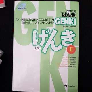 Genki Vol. 2 Ed. 2