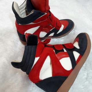Chunky Rubber Shoes