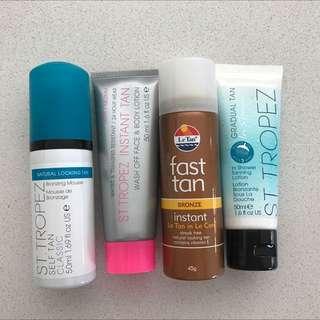 Bronzing Mousse/lotion/spray