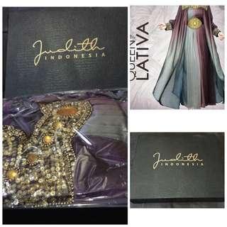 Jual Rugi Dress Queen lativa From Judith.id