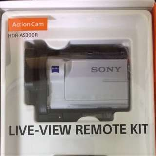 SONY HDR-AS300R ActionCam