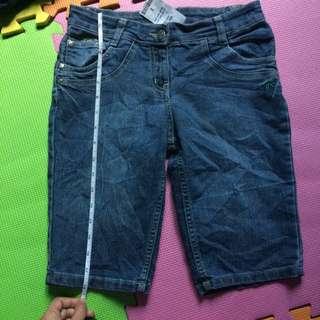 Girls Capri Shorts, New Ukay with tag