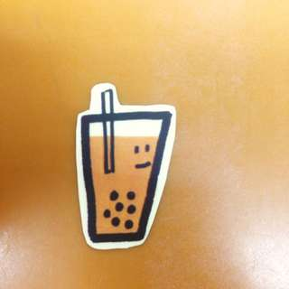 珍珠奶茶☕️