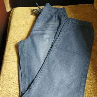 Jogger pants unisex faded glory miduim size