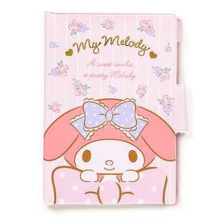 Japan Sanrio My Melody Medicine Notebook Case