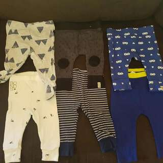 MAKE AN OFFER 12 Pairs Of Boys Tights And Track Pants
