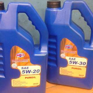 Engine Oil  Full Synthetic