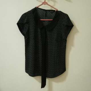 The Executive Blouse (Size S)