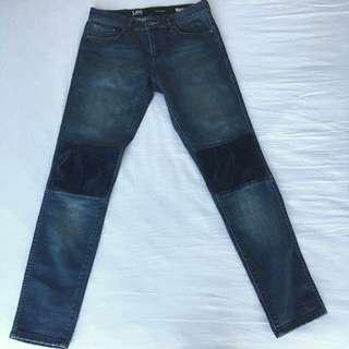 Lee Skinny Jeans Size 13