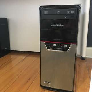 i7 Gaming pc + Extras